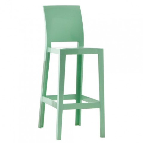one more please kartell tabouret h65 sable