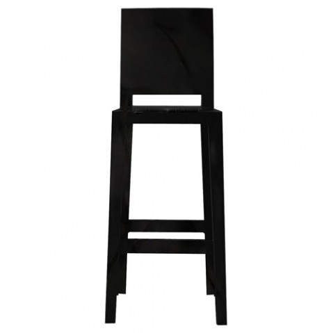 one more please kartell tabouret h 65 noir