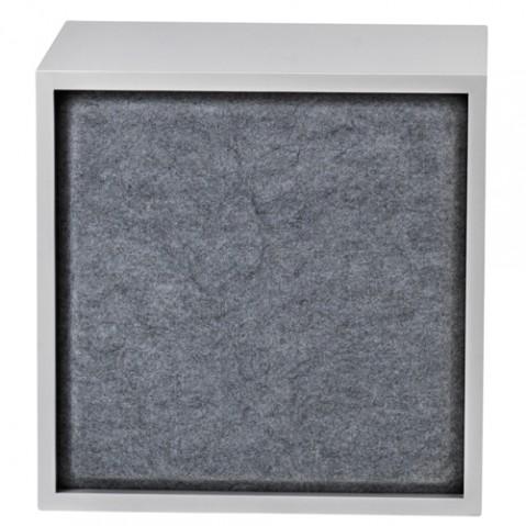 panneau isolation stacked medium muuto gris
