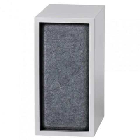 panneau isolation stacked small muuto gris