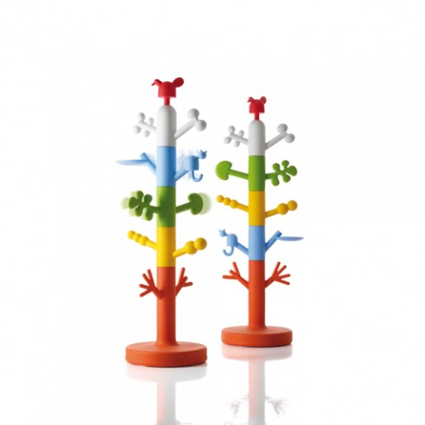 Paradise Tree Porte Manteaux Design Magis Me Too multicolore