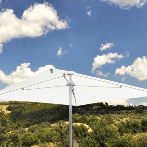 parasol shade 200 200 emu marron