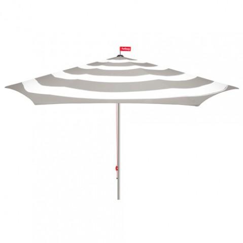 parasol stripesol fatboy light grey