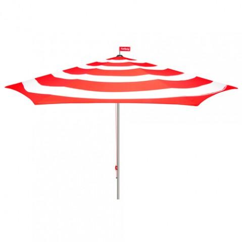 parasol stripesol fatboy rouge