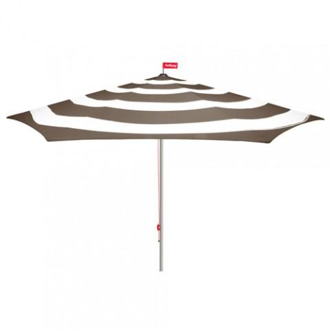 parasol stripesol fatboy taupe