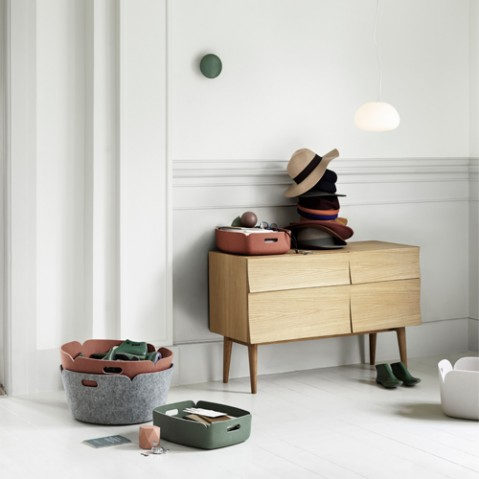 patere the dots s muuto dusty green
