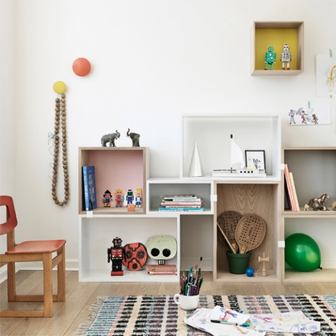 patere the dots m muuto moutarde
