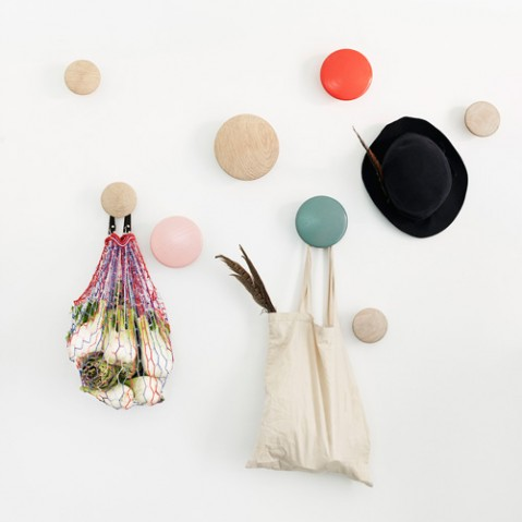 patere the dots s muuto moutarde