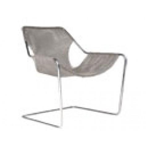 paulistano objekto fauteuil design assise cotte de maille