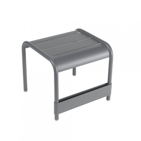 petite table basse luxembourg fermob gris orage