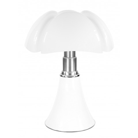 mini pipistrello lampe a poser blanc led de martinelli luce. Black Bedroom Furniture Sets. Home Design Ideas