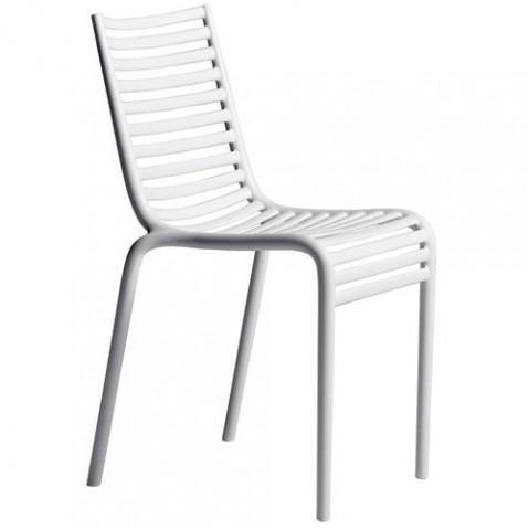 Pip-e driade chaise design blanc