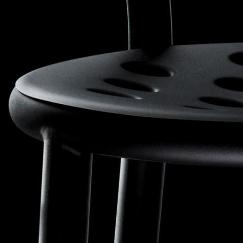 Pipe fauteuil magis noir