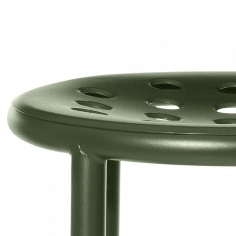 Pipe Magis tabouret design vert