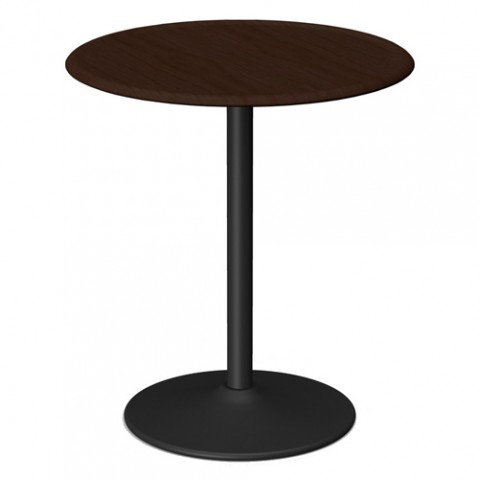 Pipe Table ronde magis Hetre fonce