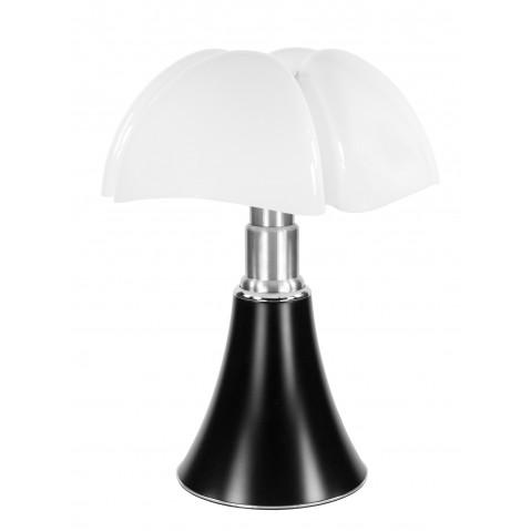 Pipistrello noire lampe à poser Martinelli Luce