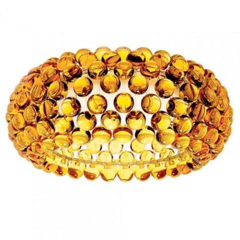 plafonnier caboche foscarini ambre