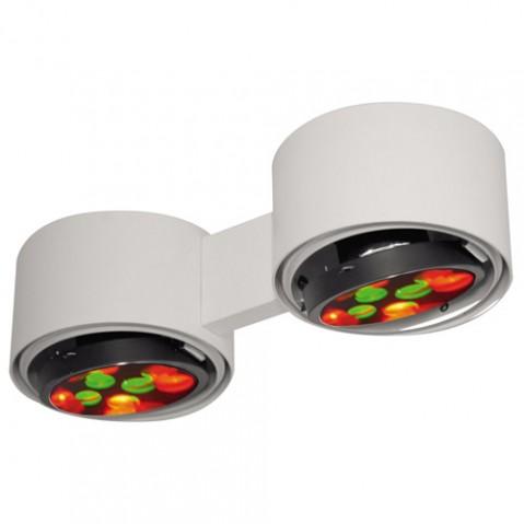 plafonnier eye double martinelli luce
