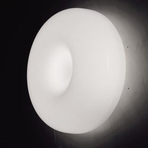plafonnier pouff martinelli luce