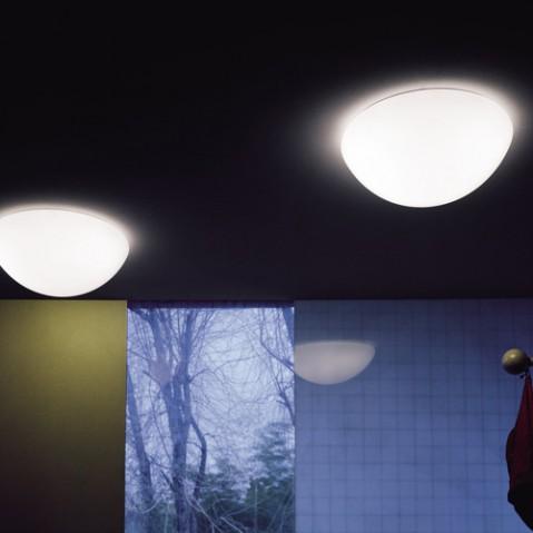 plafonnier semisfera 42 martinelli luce
