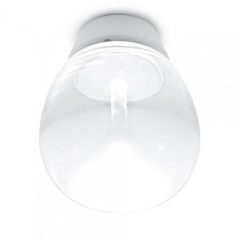 PLAFONNIER A LED EMPATIA, 3 tailles de ARTEMIDE