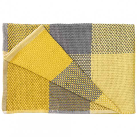plaid loom muuto jaune