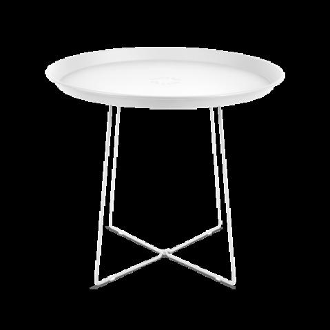 TABLE D'APPOINT PLAT-O, 6 coloris de FATBOY