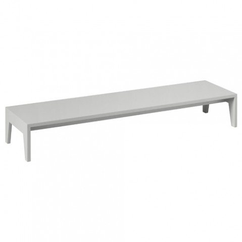 socle podium stacked muuto gris clair