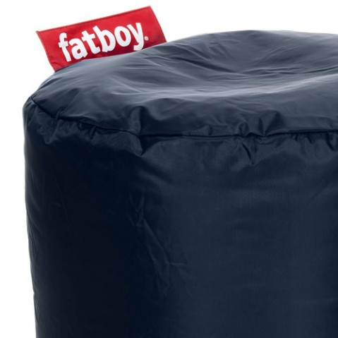 Point Fatboy Pouf design bleu