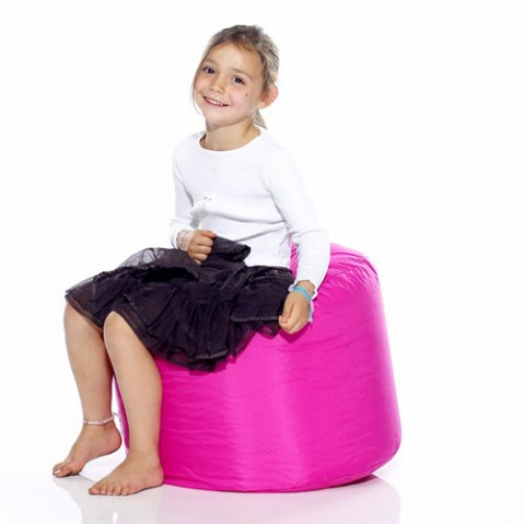 Point Fatboy Pouf design rose