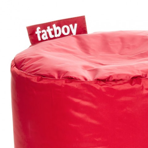 Point Fatboy Pouf design rouge
