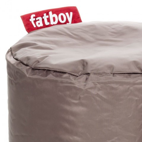 Point Fatboy Pouf design taupe