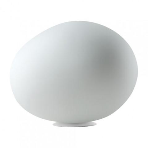 LAMPE A POSER POLY GREGG, 3 tailles de FOSCARINI