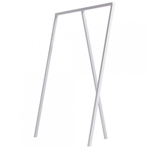 PORTANT LOOP STAND WARDROBE, 2 couleurs de HAY