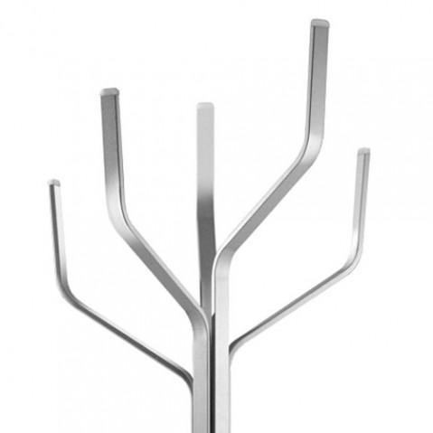 porte manteaux albero la palma laque blanc