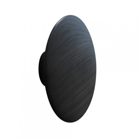 porte manteaux the dots muuto moyen noir