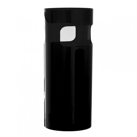 porte parapluies kartell noir opaque