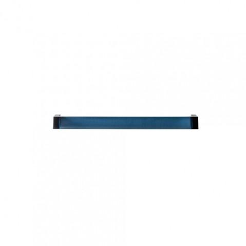 porte serviettes rail 30 kartell bleu
