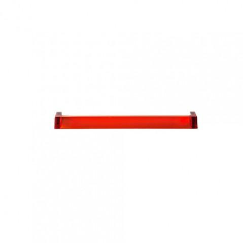 porte serviettes rail 30 kartell rouge