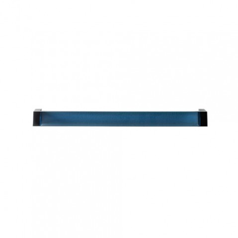 porte serviettes rail 45 kartell bleu
