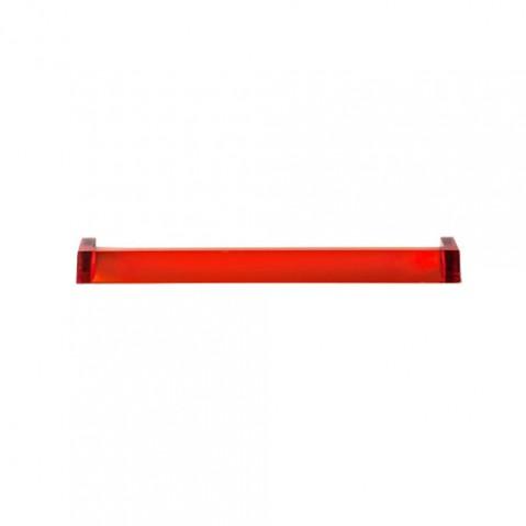 porte serviettes rail 45 kartell rouge