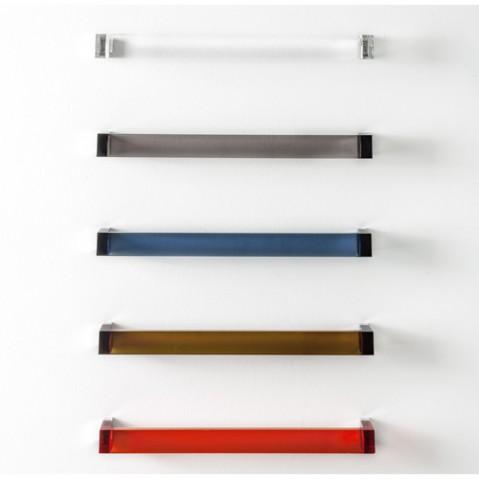 porte serviettes rail 30 kartell cristal
