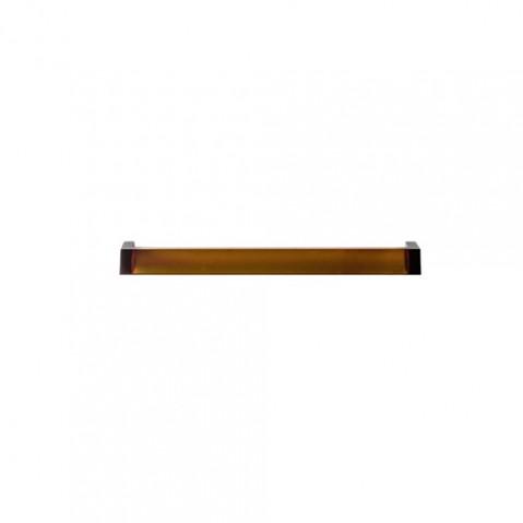 PORTE SERVIETTE RAIL MURAL 30 CM, 3 tailles, 5 couleurs de KARTELL