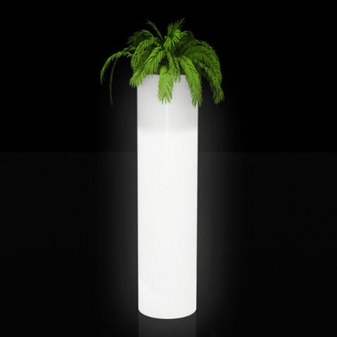 pot lumineux torre vondom blanc