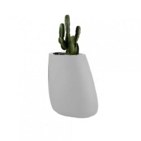 pot fleurs stones 70 vondom blanc