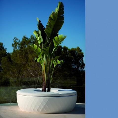 pot vases iles vondom blanc