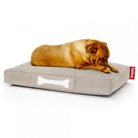 pouf doggielounge stonewashed large fatboy sable