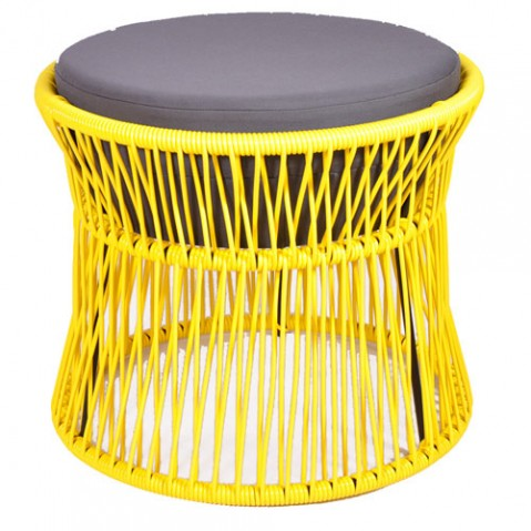pouf ito boqa jaune