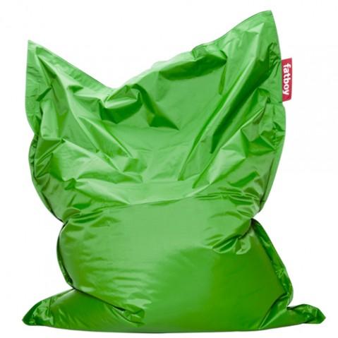 pouf original junior fatboy vert herbe