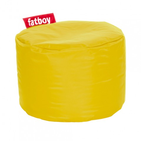 pouf point fatboy jaune